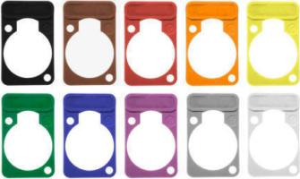 Neutrik DSS Colored ID Tags