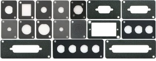 Unloaded Adapter Plates