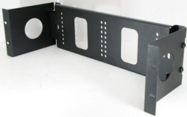 true custom bracket for Channel Plus Modules