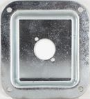 RDP4ZX1 Speakon Recessed Dish Plate