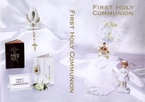 First Holy Communion DVD Insert 023