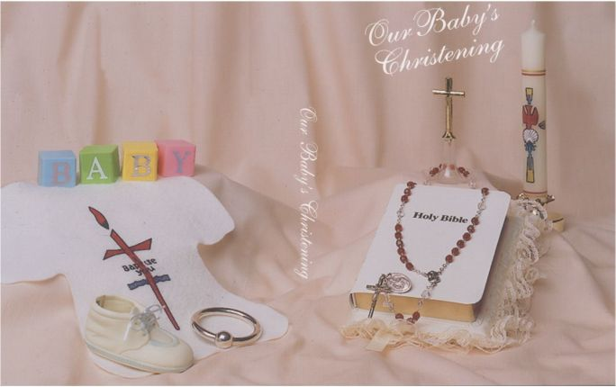 Our Baby's Christening DVD Insert 076