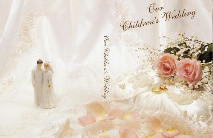 Our Children's Wedding DVD Insert 079
