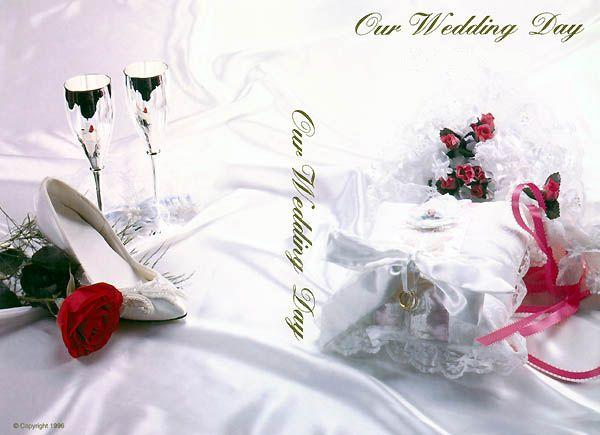 Our Wedding Day DVD Insert 100