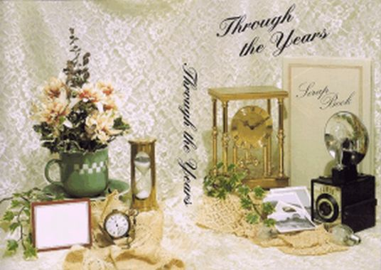 Through The Years DVD Insert 115
