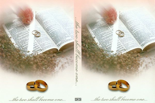 Two Shall Become One DVD Insert 118