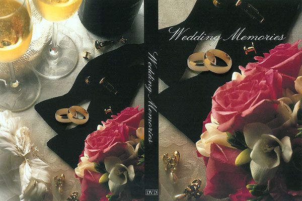 Wedding Memories DVD Insert 119