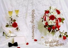 Wedding Memories DVD & VHS Insert 121
