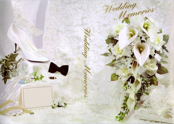 Wedding Memories DVD Insert 123
