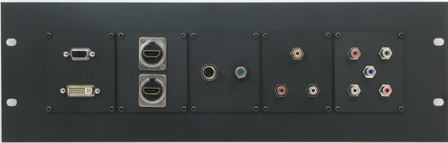 Modular Advantage Wall Plate Sample 3