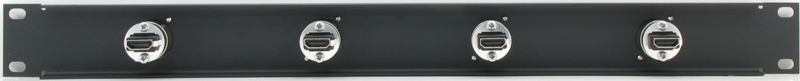 PPX4-NAHDMI Rear View